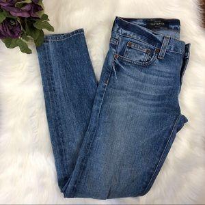 J.Crew Toothpick skinny ankle jeans Women 26